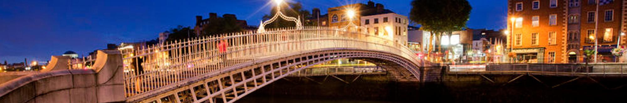 Ha'apenny Bridge Dublin