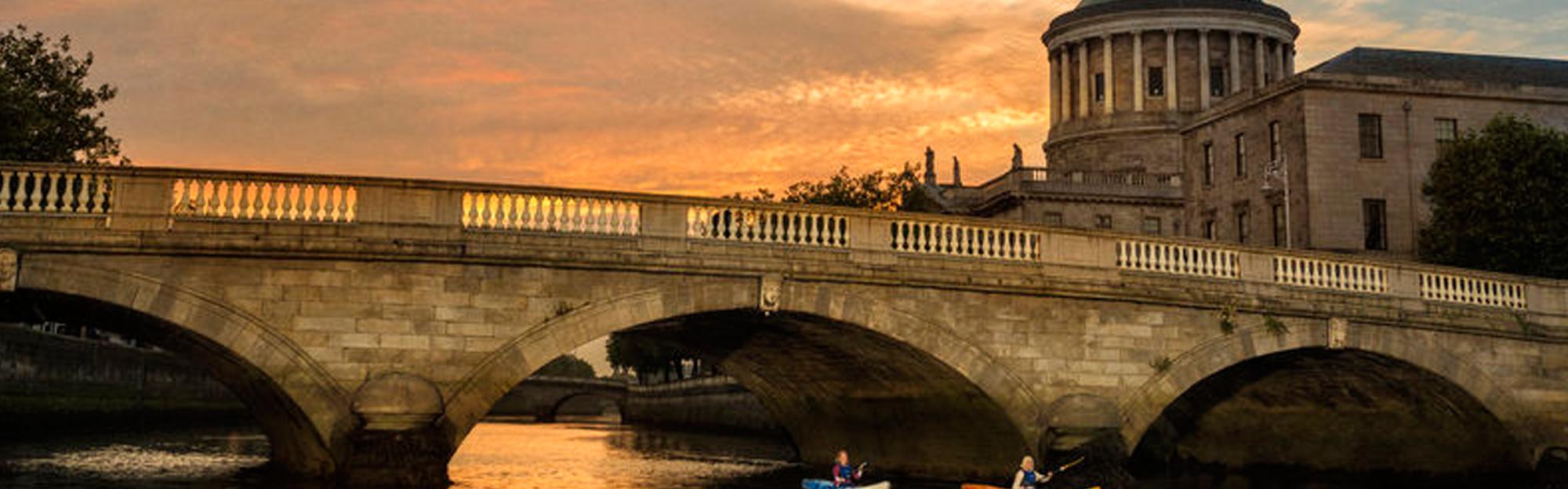 Four Courts Dublin