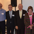 image of some of the Board Members of a BLCC Networkwing event
