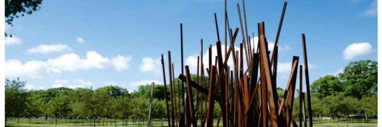 MIDDELHEIM NAMED ONE OF EUROPE'S MOST MAGNIFICENT SCULPTURE PARKS
