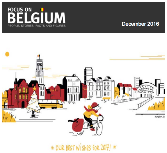 Focus on Belgium People, Stories, Facts & Figures.